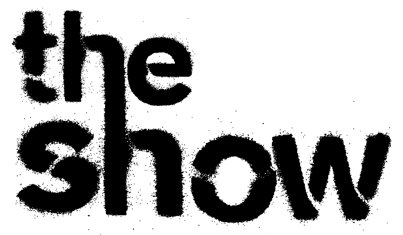 Logo for The Show